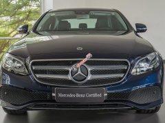Mercedes E250 2018 lướt chính hãng 24.000 km, chỉ đóng 2% thuế, bảo hành chính hãng 2 năm không giới hạn số km