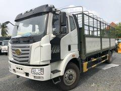 Bán xe tải Faw 9 tấn 6 nhập khẩu thùng 7.5m ga cơ 1 cầu giá rẻ
