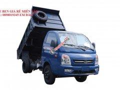 Bán xe ben 2T45 giá rẻ, xe Daisaki 2,45 tấn giá tốt Miền Tây, xe tải ben giá rẻ