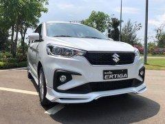 Suzuki Ertiga Sport 2021 chính thức lộ diện giá siêu tốt tại Suzuki Việt Anh