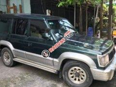Cần bán Ssangyong Stavic MT sản xuất 1996, xe còn mới, màu xe còn zin, chạy tốt