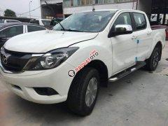 Bán Mazda BT 50 2.2 đời 2018, màu trắng, nhập khẩu