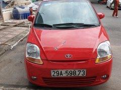 Cần bán xe Daewoo Matiz đời 2008, màu đỏ, nhập khẩu nữ đi