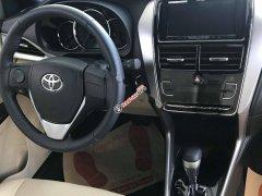 Bán xe Toyota Yaris 1.5G 2019, màu đỏ, nhập khẩu