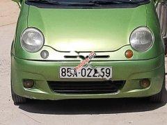 Cần bán lại xe Daewoo Matiz SE 0.8 MT đời 2005, màu xanh lam