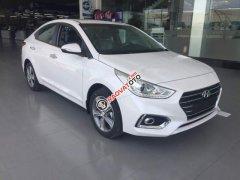 Bán xe Hyundai Accent sản xuất năm 2019, màu trắng, xe nhập