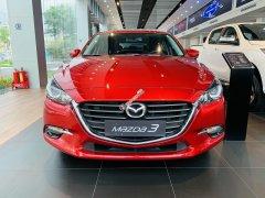 Mazda 3 all new, hỗ trợ trả góp, chỉ với 220tr có xe giao ngay