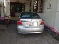 Cần bán xe Daewoo Gentra đời 2009