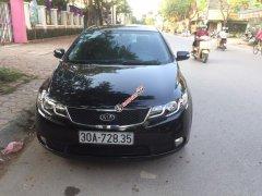 Cần bán Kia Cerato 2009, màu đen, nhập khẩu tại Hà Nội