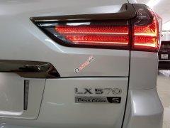 Cần bán xe Lexus LX 570 Black Edition S đời 2019, màu trắng, nhập khẩu