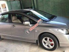 Bán Honda Civic 2009, màu xám, 400 triệu