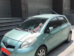 Bán Toyota Yaris năm 2010, màu xanh lam, xe nhập