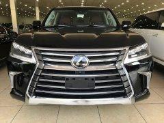 Bán xe Lexus LX 570 2019, màu đen, nhập khẩu chính hãng