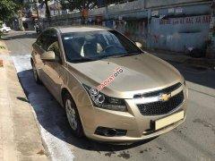 Bán Chevrolet Cruze LS 2011, số sàn, màu vàng, chính chủ