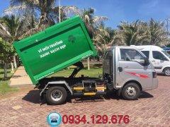 Bán xe ben chở rác 3.5 khối trên nền Jac X150