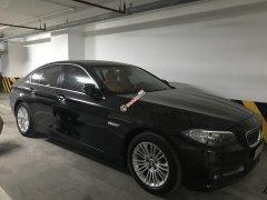 Cần bán xe BMW 5 Series sản xuất năm 2015, màu đen, xe nhập