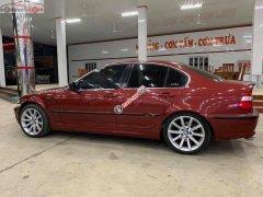Bán BMW 3 Series 325i đời 2004, màu đỏ, xe nhập, xe chạy ổn định, chính chủ
