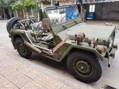 Bán xe Jeep A2 đời 1980, nhập khẩu nguyên chiếc