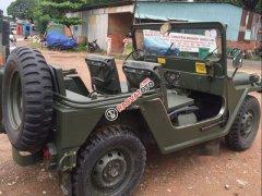 Bán Jeep A2 đời 1980, nhập khẩu, xe nguyên bản quân đội Mỹ