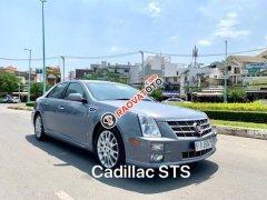 Cadillac STS nhập Mỹ 2010 màu đen, hàng full đủ đồ chơi, nút đề start/syop hai cửa