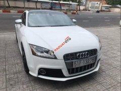 Bán Audi TT đời 2010, màu trắng, xe nhập