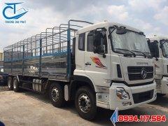 Bán xe tải Dongfeng 4 chân| Dongfeng 17T9 đời 2017 nhập khẩu