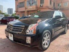 Bán Cadillac SRX 4.6 2005 màu đen, nội thất kem, sản xuất 2005, đăng ký lần đầu 2010