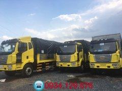 Xe tải thùng dài 9m7 - Tải trọng 7.25 tấn - Nhập khẩu 100%