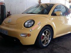 Bán ô tô Volkswagen New Beetle Turbo năm 2004, màu vàng, xe nhập chính chủ, 370 triệu