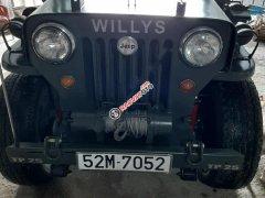 Bán chiếc xe Jeep loại CJ3 Willys năm sản xuất 1955