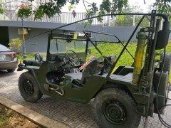 Bán Jeep A2 đời 1995, xe nhập, giá chỉ 250 triệu