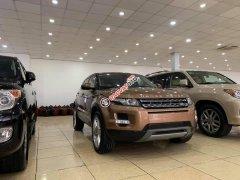 Bán Range Rover Evoque màu vàng sản xuất 2014 đăng ký năm 2016 tên cá nhân