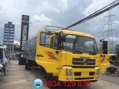 Bán xe tải B180 8 tấn thùng dài 9m5 chở nệm, bao bì giấy, Pallet - Nhập khẩu