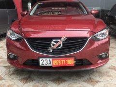 Bán Mazda 6 2.0 AT năm 2015, màu đỏ