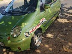 Bán Daewoo Matiz SE sản xuất 2008, màu xanh lục chính chủ