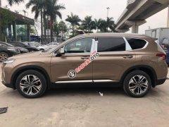 Bán xe Hyundai Santa Fe 2019, màu nâu