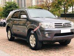 Bán Toyota Fortuner 2010 máy dầu, xám chì xe đi kỹ