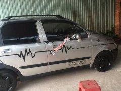 Cần bán gấp Daewoo Matiz SE 0.8 MT đời 2006, màu bạc xe gia đình