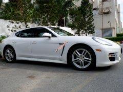 Cần bán xe Porsche Panamera 4S năm sản xuất 2010, màu trắng, xe nhập