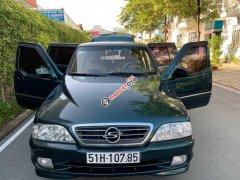 Bán Ssangyong Musso 2000, nhập khẩu, giá cạnh tranh
