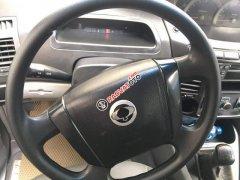 Bán xe Ssangyong Stavic SX 2009, màu bạc, xe nhập số sàn
