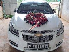 Bán Chevrolet Cruze LS 1.6MT năm 2011, màu trắng, 290 triệu