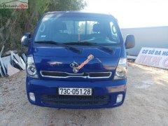 Bán xe Kia Bongo năm sản xuất 2012, màu xanh lam, nhập khẩu, cam kết không đụng không ngập nước