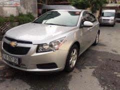 Cần bán gấp Chevrolet Cruze LS 1.6 MT 2011, màu bạc số sàn