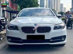 Bán BMW 535i 3.0L màu trắng/kem sản xuất 2014