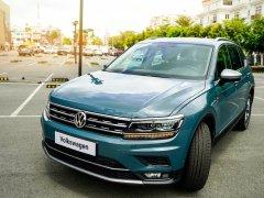 """Tiguan Allspace Luxury được đánh giá là """"hoàn hảo"""", Suv 7 chỗ xe nhập dành cho gia đình"""