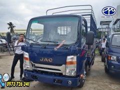 Bán xe tải JAC 1T9 thùng 4m3 động cơ Isuzu chỉ cần trả trước 100 triệu.