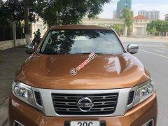 Gia đình em cần bán Nissan Navara 2016, màu cam, xe nhập khẩu, full option, mới 99%