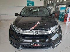 Cần bán Honda CR V năm 2019, màu đen, xe nhập