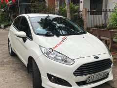 Bán xe Ford Fiesta S 1.0 AT Ecoboost 2013, màu trắng